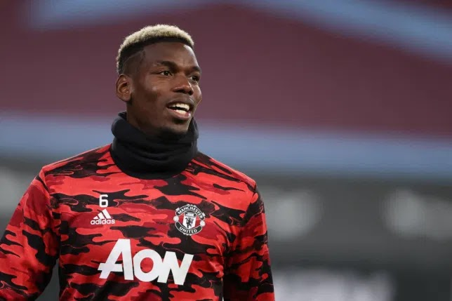 Man Utd: Paul Pogba 'unhappy' and 'has to leave' - agent
