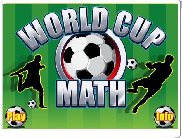 """""""World Cup Math"""" (Juego de cálculo mental)"""