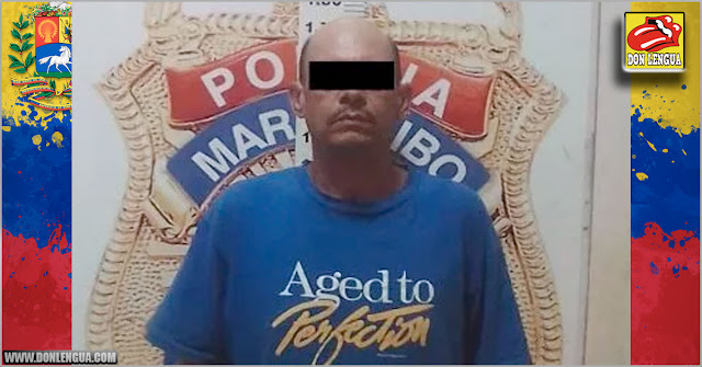 Detenido por desvalijar vehículos robados en Maracaibo