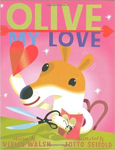 Picture books to share with your students on Valentine's Day.