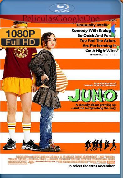 La joven vida de Juno [2007] [1080p BRrip] [Latino-Inglés] – StationTv