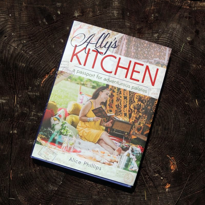 Ally's Kitchen - A Passport for Adventurous Palates
