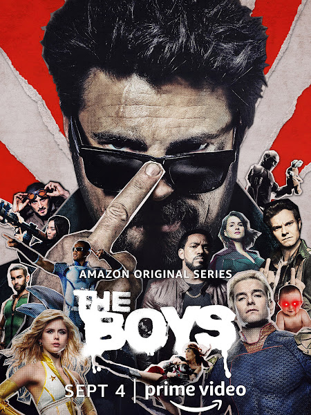 descargar The Boys Temporada 2 en Español Latino