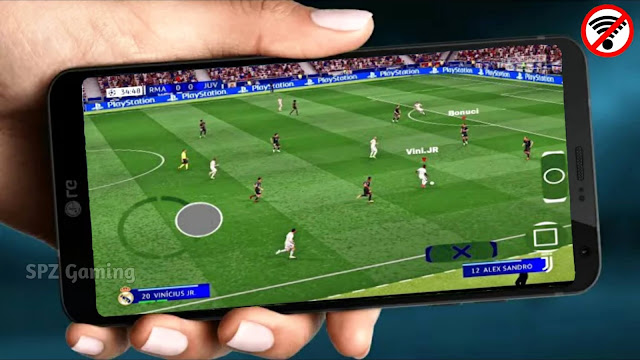 FTS 2022 Android Offline 300 MB Best Graphics - First Touch Soccer 2022