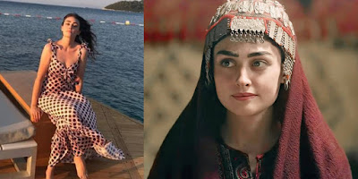 Ertugrul actress Esra Bilgic dance video breaks the internet