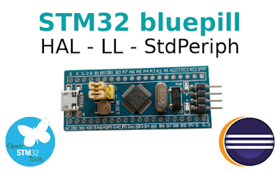 "Programming STM32 ""blue pill"" with HAL and Eclipse"