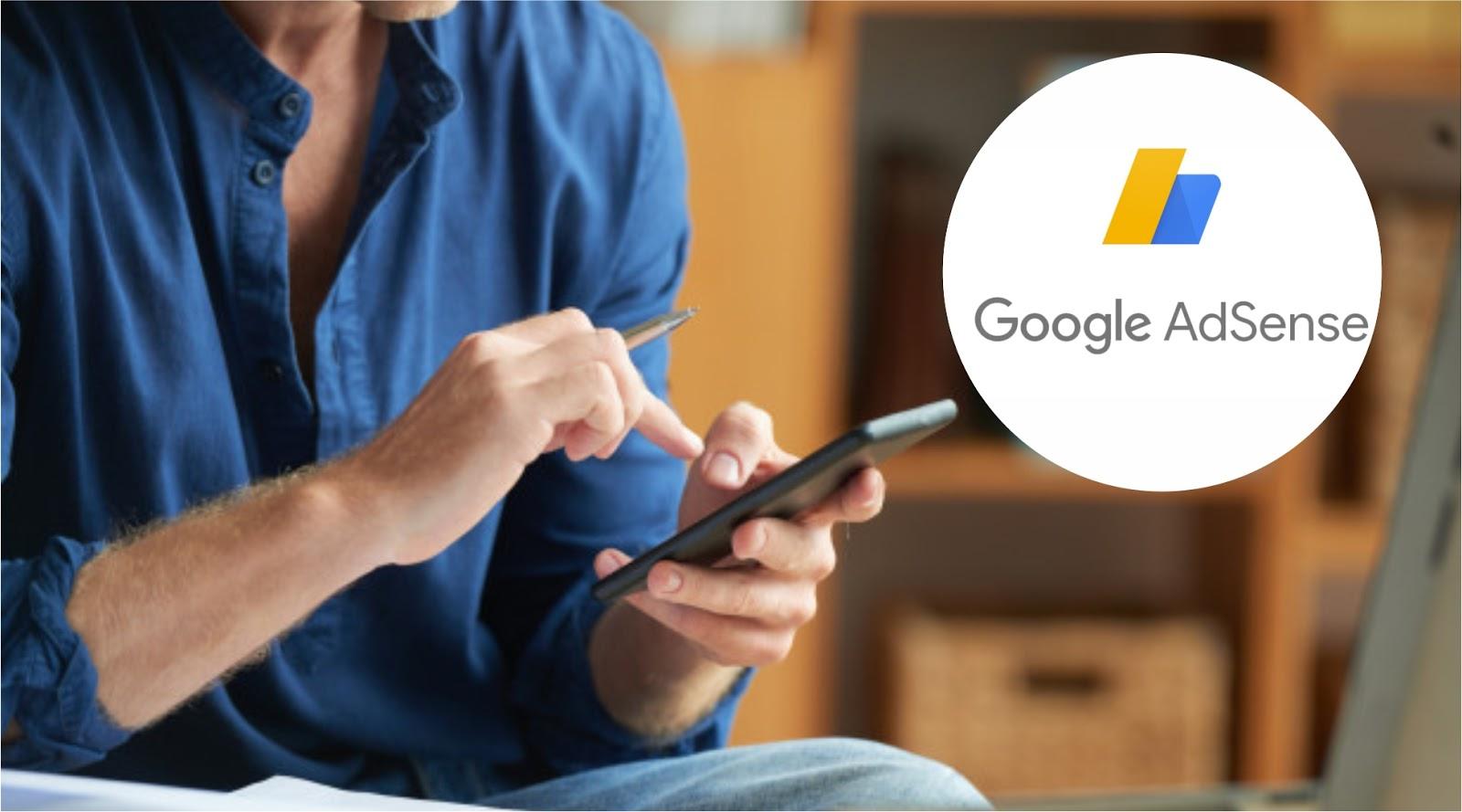 cara daftar google adsense di hp mudah