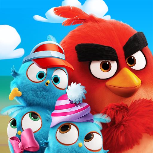 Angry Birds Match v3.5.3 Apk Mod [Gemas Infinitas]