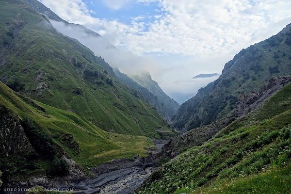 Каньон реки Дамирапаранчай