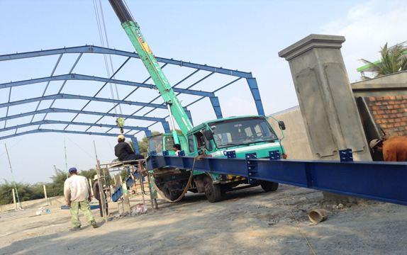 Công trình ở Vĩnh Lộc