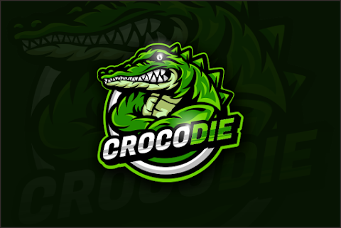 CROCODIE MASCOT