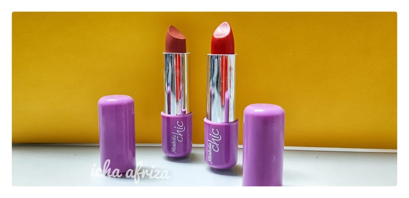 Review : Mirabella Chic - Colormoist Lipstick