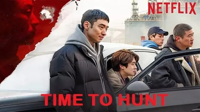 Time To Hunt movie film Cast Trailer Release Date Story Review - Netflix