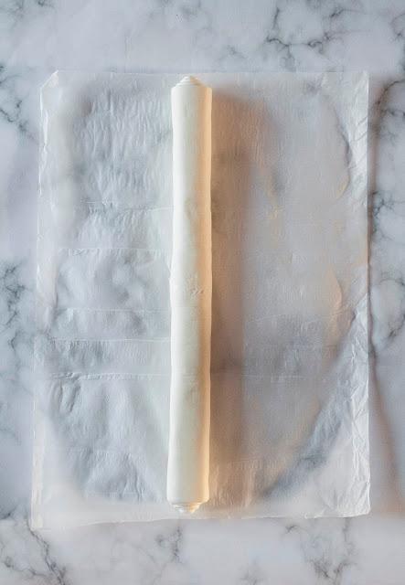 Cruffin alla marmellata, la ricetta veloce con la pasta sfoglia pronta step 2