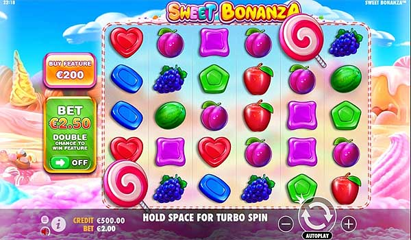 Main Gratis Slot Indonesia - Sweet Bonanza (Pragmatic Play)