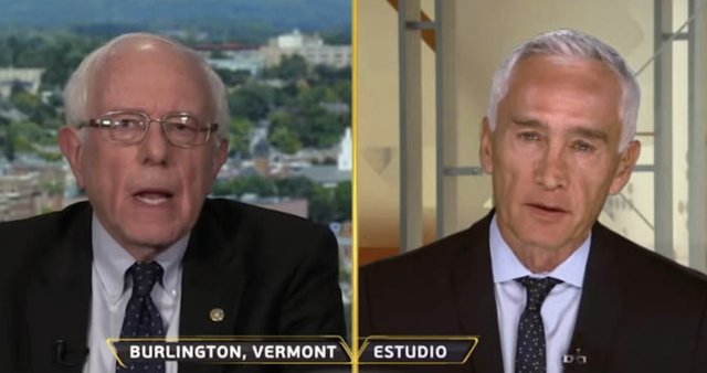 Florida Democrats upset Bernie Sanders refused to condemn Venezuelan dictator