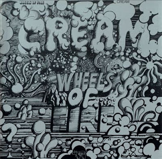 Cream - Wheels of fire (1968)