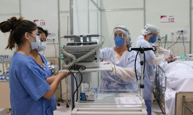 Covid-19: Brasil tem 59,9 mil novos casos; 84 mil mortes e 2,2 milhões de recuperados