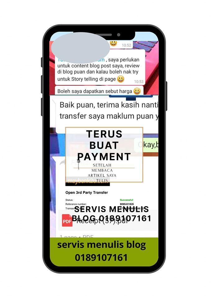upah review di blog, upah menulis artikel review