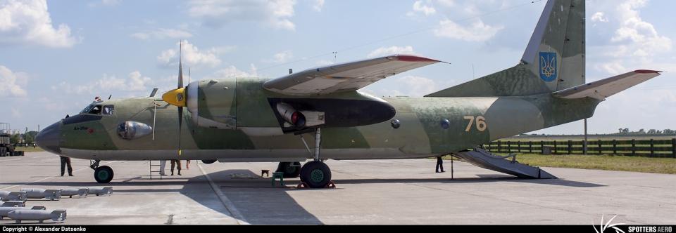 Комісія назвала офіційні причини катастрофи Ан-26Ш