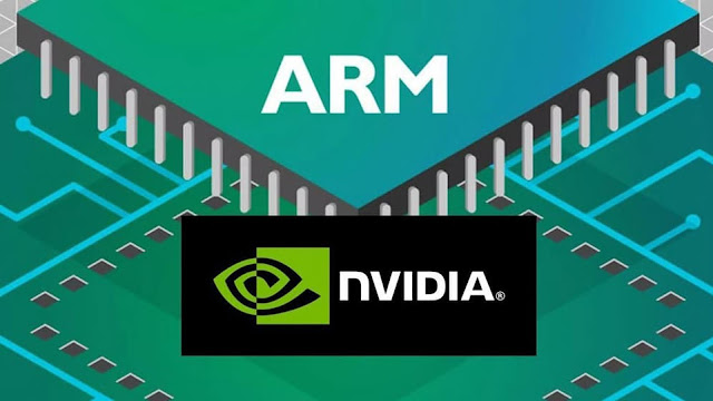 NVIDIA تستحوذ رسمياً  على ARM مقابل 40 مليار دولار