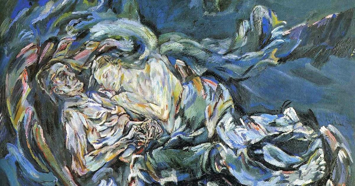 Resultado de imagen para Pinturas de Oskar Kokoschka