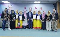 STIE Bima Raih Juara III Kompetisi Picom Festival 2020 di Malaysia