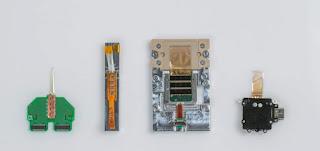 the various chips of Neuralink's Developement
