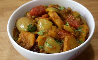 Potato dopeyaza Recipe: Bengali meal