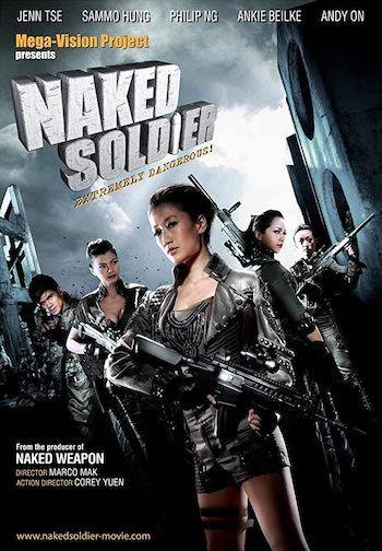 Naked Soldier 2012 BluRay Dual Audio [Hindi & English] 720p & 480p x264 HD | Full Movie