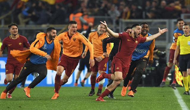 Serigala Ibukota Memberikan Ancaman Kepada Lawan, Di Semi-final Liga Champions.