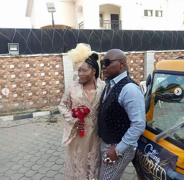 Charly-Boy-wife-Diane-Oputa-renew-wedding-vows