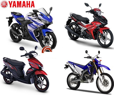 Motor Bekas Yamaha