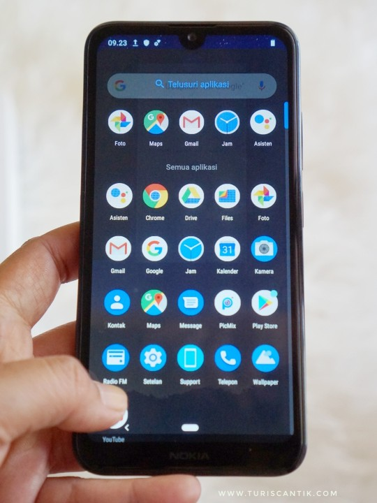 nokia 2.2 ponsel harga dibawah 2 juta