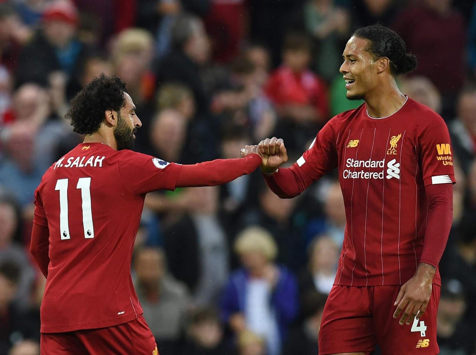 Liverpool vs Southampton: 11 consecutive wins: Liverpool beat Southampton