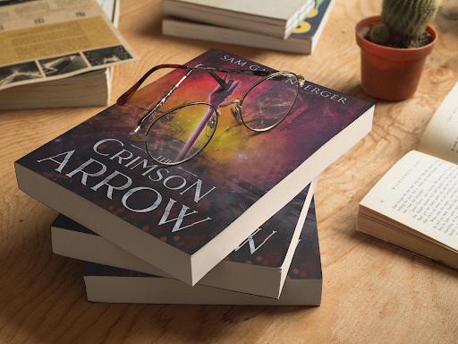 The Crimson Arrow (The Crimson Arrow Series) Paperback – July 16, 2021
