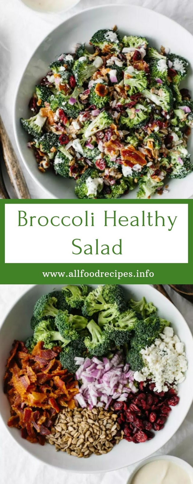 Broccoli Healthy Salad