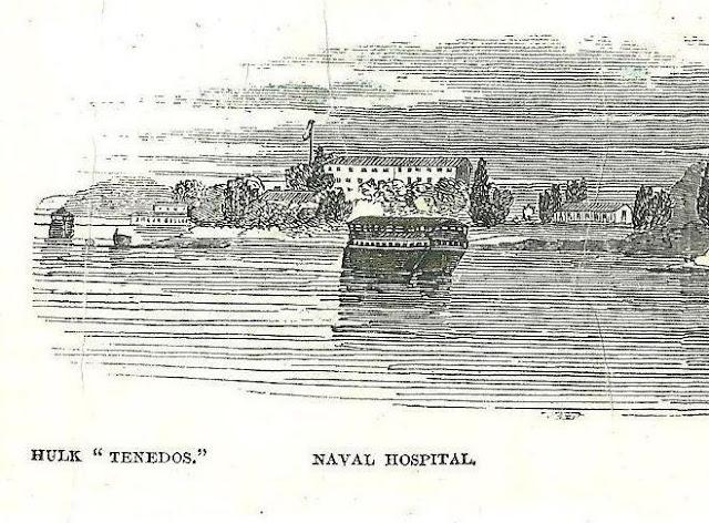 Royal Naval Hospital 1848