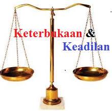 Pentingnya Keterbukaan dan Keadilan dalam kehidupan Berbangsa dan Bernegara