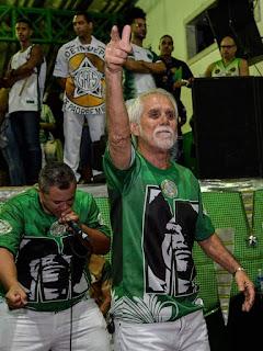 Domenil Santos - Mocidade Independente de Padre Miguel