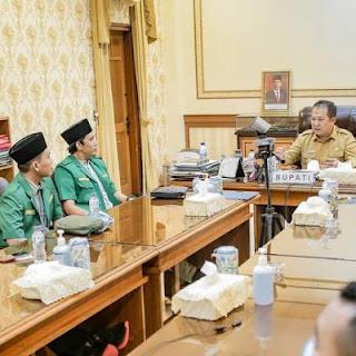Bupati Jember Minta GP Anshor Menjadi Pelopor Kemajuan Jember