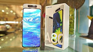 Samsung Galaxy A80 | UNBOXING & SPECIFICATIONS