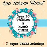 LOKER Pramuniaga LAA TAHZAN FLORIST PALEMBANG APRIL 2019