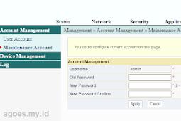 Cara Merubah Password Admin Indihome Modem Fiberhome