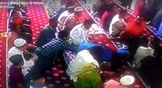 Innalillahi, Jamaah Haji Indonesia Wafat saat Sujud Salat di Masjid Nabawi