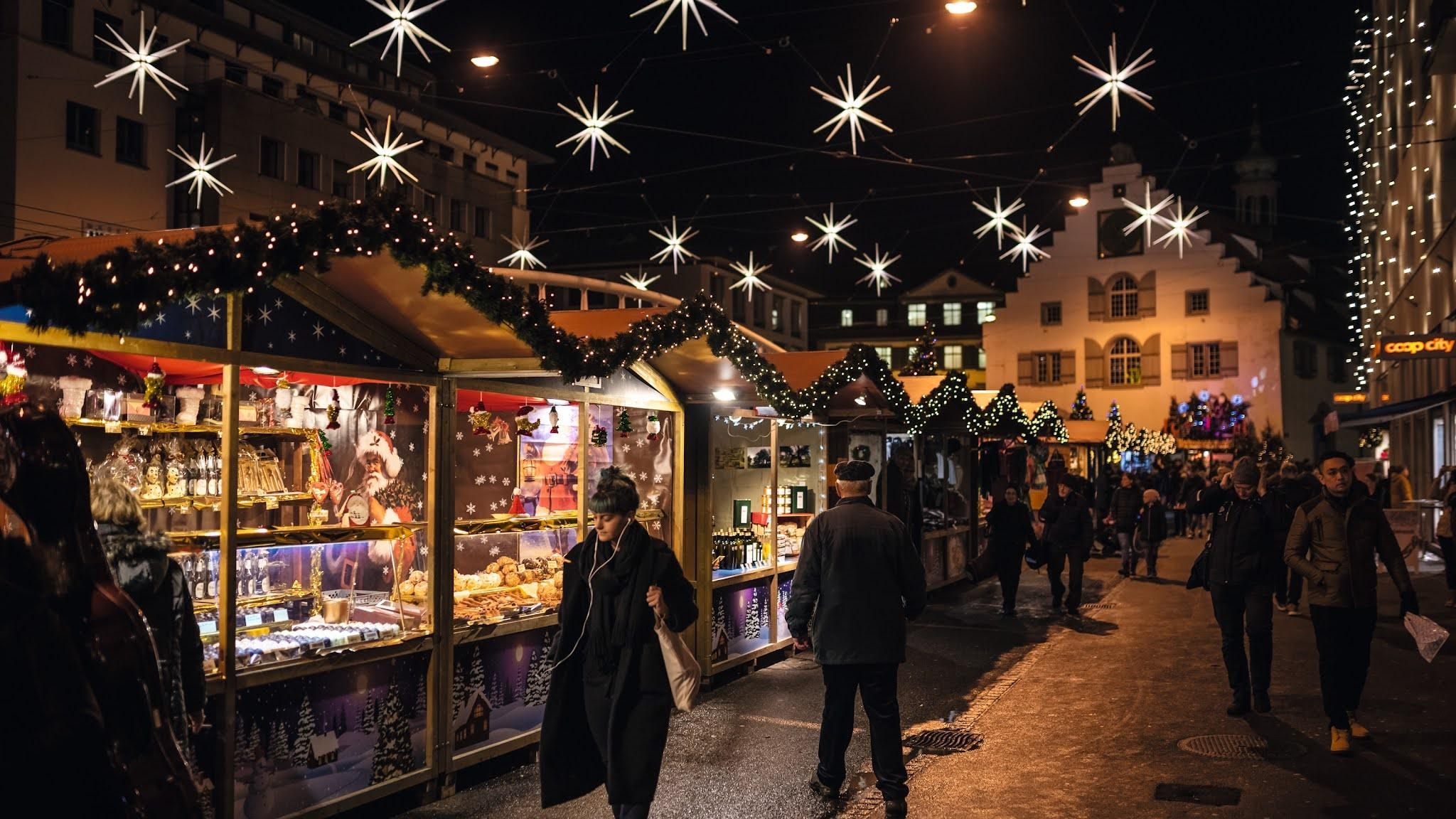 Switzerland Christmas