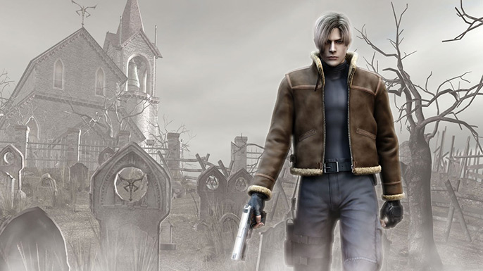Comprar Resident Evil 4 Black Friday