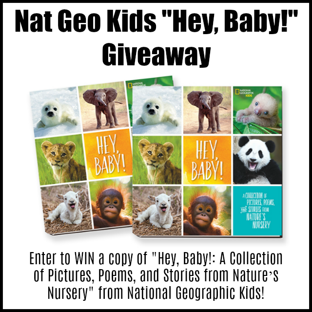 Introduce Your Kids to Baby Animals with National Geographic