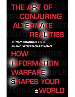 Published a book titled The Art Of Conjuring Alternate Realities