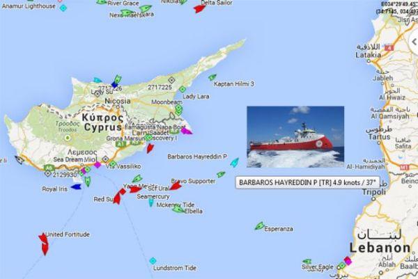 EE: Αρνητική εξέλιξη η τουρκική Navtex για την κυπριακή ΑΟΖ